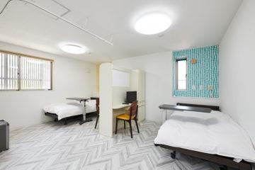 201号室(3人部屋)