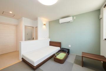 302号室(個室)